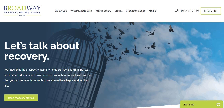 Broadway Lodge: Seo, Web Design & Content Marketing